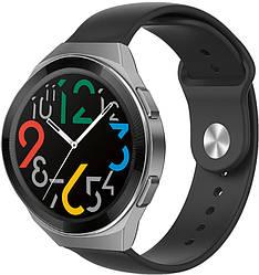 Ремешок Base для Huawei Watch GT2e 46mm Black (22 мм) (Хуавей Вотч ГТ2е 46 мм)