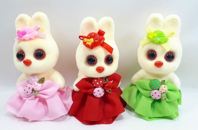 Мягкие игрушки и декор для букетов