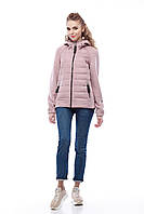 Демисезонная женская куртка ORIGA Фреш 42 Пудровый 02Freshnew-пудра42, КОД: 2365459
