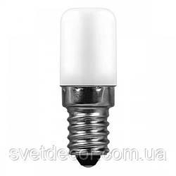Світлодіодна лампа для холодильника Feron LB-10 2W 2700К/4000К