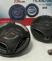 Автомобильная акустика Pioneer\Sony TS-A 1626 1674 1672