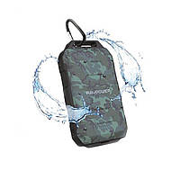 Универсальная мобильная батарея RavPower 10050mAh Water-Dust-Shockproof Power Bank RP-PB044CAMO, КОД: 1889517