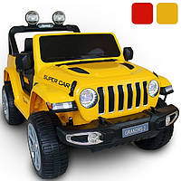 Детский электромобиль Just Drive GRAND-RS2 автомобиль машинка для детей, фото 1