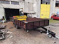 Приціп платформа модель 15, фото 1