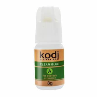 Клей для бровей и ресниц Kodi Clear 3g