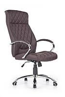 Кресло компьютерное HILTON шоколадный (Halmar)