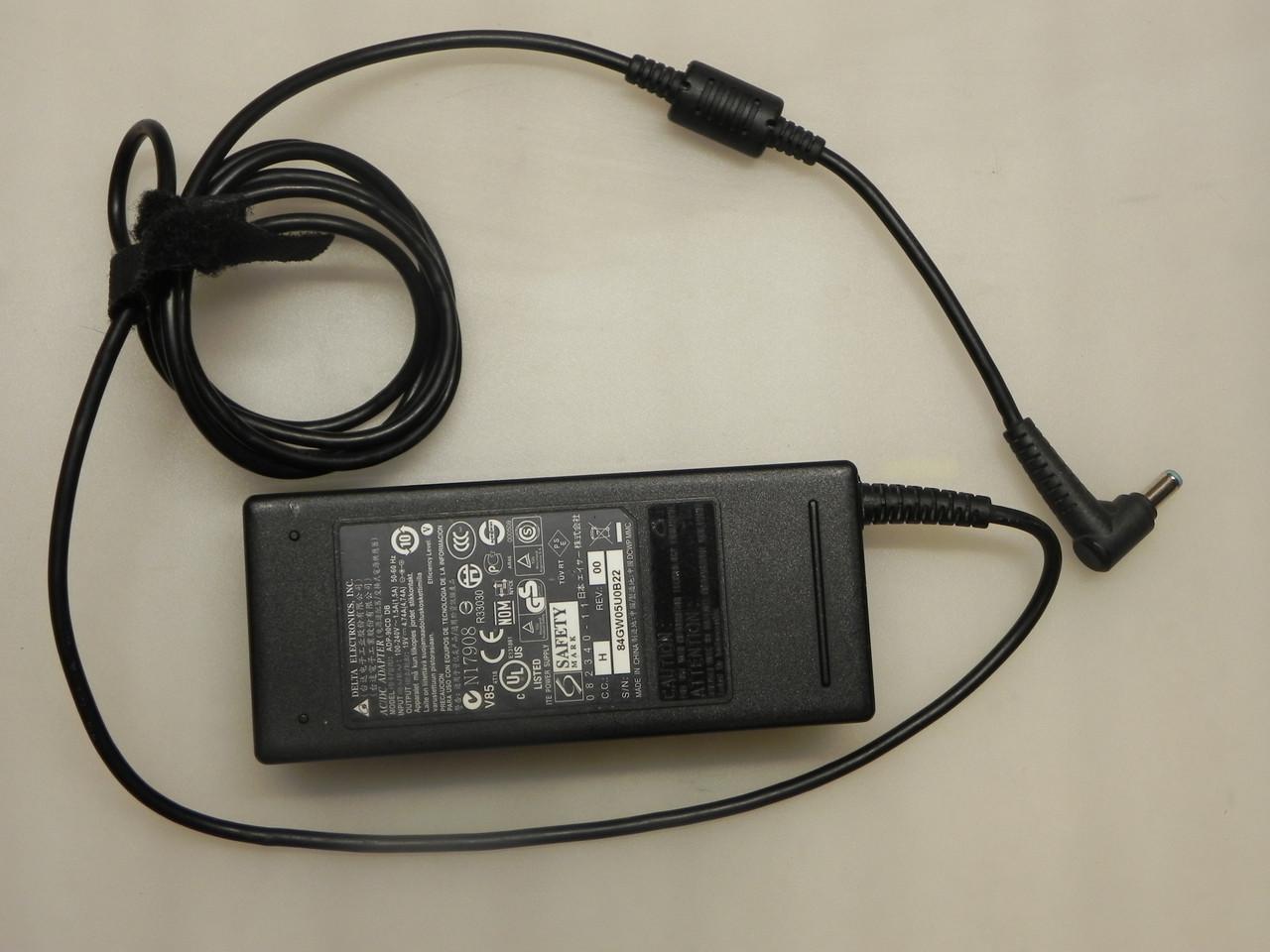 ОРИГІНАЛЬНИЙ Блок живлення DELTA ADP-90CD для ноутбука Acer 19V 4.74 A 5.5*1.7 БУ
