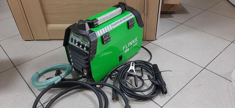Інверторний зварювальний напівавтомат FLINKE MIG/MMA-350
