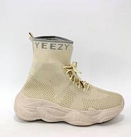 Летние женские текстильные кроссовки