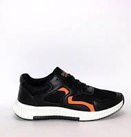 Летние подростковые кроссовки с сеткой