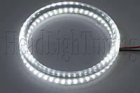 """Ангельские глазки LED-SMD светодиодные 80 мм. для биксеноновых линз 2,5"""" (⌀64мм), фото 1"""