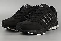 Кросівки чоловічі унісекс чорні Royyna 023D Ройна Бона Bona Розміри 41 43 44, фото 1