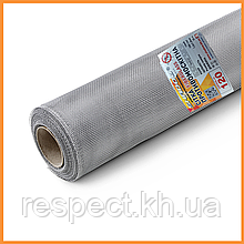 Москітна сітка 1.2х30 м (сіра)