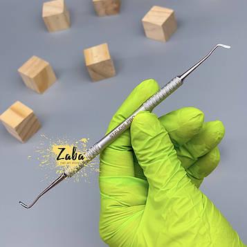 Лопатка педикюрная Staleks EXPERT 20 TYPE 2 (кюретка двусторонняя)