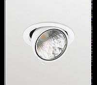 Светильник светодиодный встраиваемый PHILIPS RS342B LED27S/840 PSU-E WB II WH
