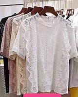 Жіноча блуза,  S/M,L/XL рр,  № 1826