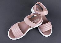 Женские кожаные сандали FLOWT CAPPUCHINO Капучино