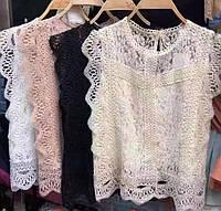 Жіноча блуза,  S/M,L/XL рр,  № 1826-1