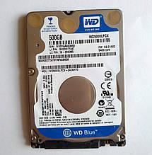 """514 HDD WD 500 GB SATA3 2.5"""" 5400 rpm 16 MB - WD5000LPCX - отличное состояние"""