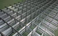 Сетка армированная для стяжки 1.0м х2.0м (150х150мм)