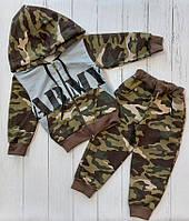 """Спортивний костюм дитячий ARMY на хлопчика 2-6 років """"MARI"""" купити оптом в Одесі на 7км"""