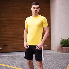 Мужская футболка Peremoga Pobedov (желтая)