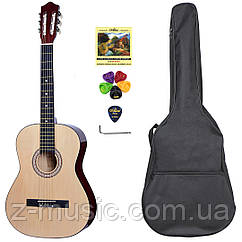Гитара классическая 4/4 Olive Tree CG-39 NT (чехол, медиатор, копилка, струна, ключ)