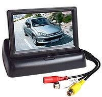 """Автомобильный монитор Security Monitor Car rear-view system 4.4 дюйма   Дисплей для камеры заднего вида 4.3"""""""