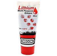 Смазка для редукторов Oregon Lithium Multi Purpose Grease 80мл   Многоцелевая литиевая смазка для редукторов
