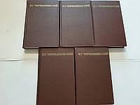 Зібрання творів у п'яти томах Н.Чернишевський