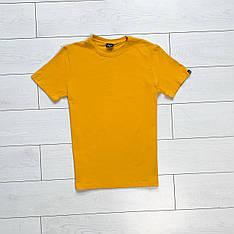 Мужская футболка Peremoga Pobedov (оранжевая)