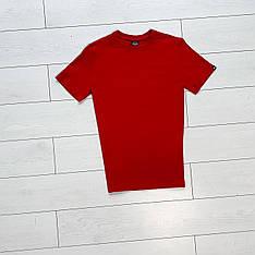 Мужская футболка Peremoga Pobedov (красная)