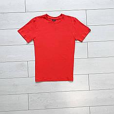 Мужская футболка Peremoga Pobedov (коралловая)