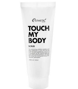 Скраб для тела Esthetic House Touch My Body Goat Milk Body Scrub