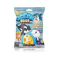Растущая игрушка в яйце #sbabam «Ocean Eggs» - Повелители океанов и морей T001-2019