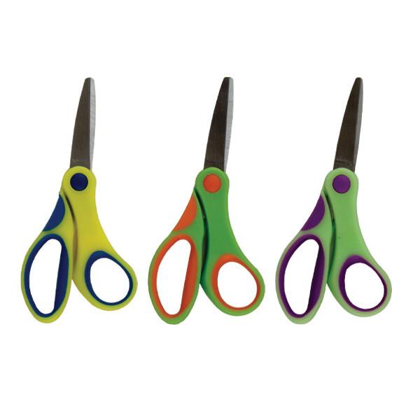 Ножницы детские Buromax, 126мм, 4518
