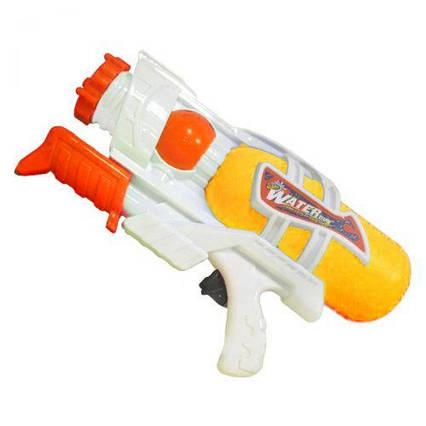 Водный пистолет желтый YS324