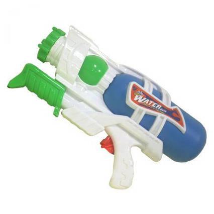 Водный пистолет синий YS324
