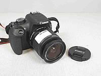 Фотоаппараты Б/У Canon EOS 1200D Kit