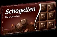 Немецкий черный шоколад Schogetten Dark Chocolate 100g