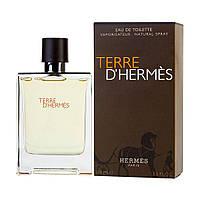 Terre dHermes , мужская туалетная вода, 100 мл