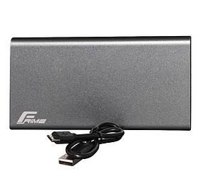 Универсальная мобильная батарея Frime 10000mAh QC3.0 Dark Grey FPB1022QCL.DG, КОД: 1877538