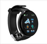 Універсальні смарт-годинник Smart W-D18-300 Android, гума, каучук, різні кольори, спортивні годинник, фітнес, фото 1