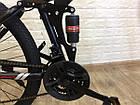 """Велосипед складной 26"""" BeGasso Soldier  рама 17"""" черно-красный цвет на рост 155-185 см, фото 7"""