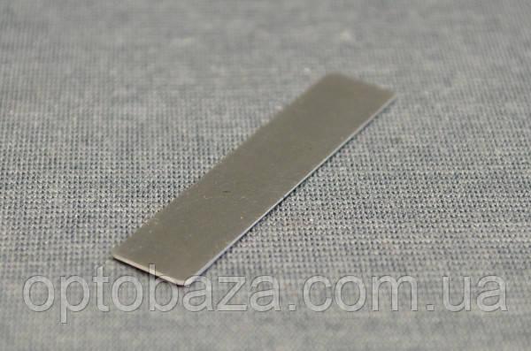 Пластина клапана (мембрана) 11х52 мм для компрессора