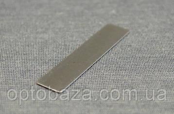 Пластина клапана (мембрана) 11х52 мм для компрессора, фото 2