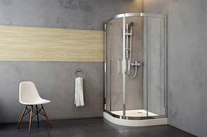 Кабіна душова Excellent Seria 600 півкругла