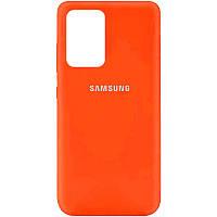 Чехол Silicone Cover Full Protective (AA) для Samsung Galaxy A72 4G / A72 5G