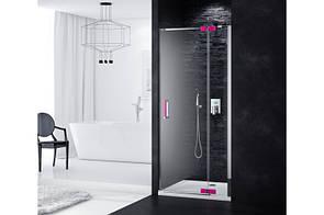 Двері душові розпашні Excellent Colors 900x1950