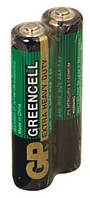 Батарейка Greencell GP R03 AAA 1,5V микропальчиковая солевая, цена за 1шт